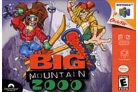 Big Mountain 2000 (USA) ROM